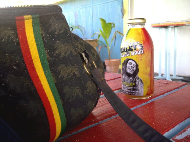 BOB MARLEY ICE TEA