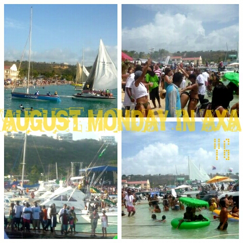 August Monday in AXA